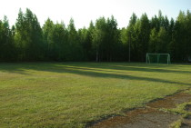 Jalgpalliväljak